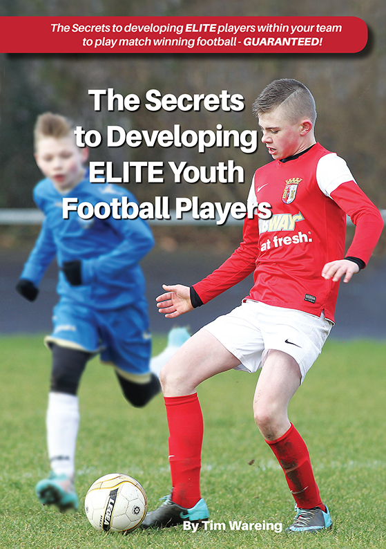 The secrets to developing Elite Youth Players - Front Cover
